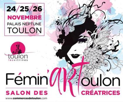 Salon Fémin'Art Toulon